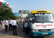 Bảng báo giá quảng cáo trên xe Bus các tỉnh miền Bắc