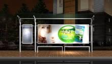 Vị trí quảng cáo nhà chờ xe buýt tại Hà Nội