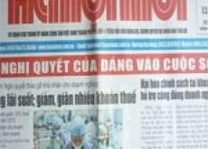 Quảng cáo trên báo giấy Hà Nội chuyên nghiệp và hiệu quả