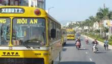 Quảng cáo trên xe buýt tại Đà Nẵng cho hiệu quả khác biệt