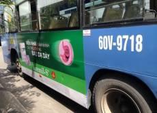 Báo giá quảng cáo xe bus tại tỉnh Đồng Nai