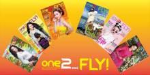 Quảng cáo tạp chí One 2 Fly: Bạn đồng hành với thành công