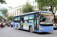Quảng cáo trên xe bus tại TPHCM lan toả thông điệp tiếp thị