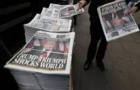 Donald Trump làm tăng doanh thu cho báo chí Mỹ