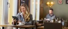 Quảng cáo wifi cho quán café: Tăng tốc để đẩy mạnh kinh doanh