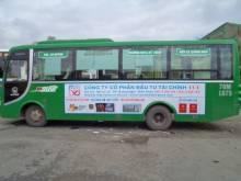 Làm thế nào để quảng cáo trên thân xe bus tại Quảng Ngãi hiệu quả