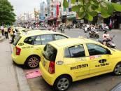 Quảng cáo trên xe taxi Tiên Sa tại Đà Nẵng - Quảng Bình