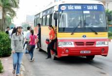 Bắc Ninh: Thị trường tiềm năng phát triển quảng cáo trên xe bus