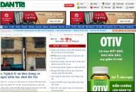 Quảng cáo trên báo điện tử Dân trí tăng hiệu quả quảng bá thương hiệu