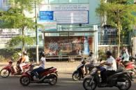 Nhà chờ xe bus tại Hà Nội - Địa điểm quảng cáo ngoài trời lý tưởng