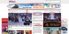 Quảng cáo trên báo Vietnamnet: Kênh truyền thông hiệu quả trên mạng