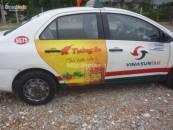 Đà Nẵng và nguồn khách hàng tiềm năng cho quảng cáo taxi phát triển