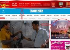 Địa chỉ đăng quảng cáo trên báo Thanh niên Online