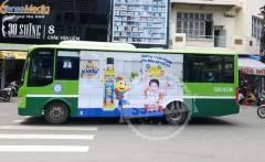 Quảng cáo xe bus Hồ Chí Minh