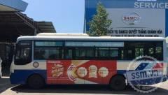 Quảng cáo xe bus Nha Trang – Khánh Hòa