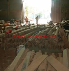 Xưởng gỗ Song Lộc