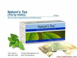 Nature's Tea - Trà Làm Sạch Đường Ruột, Tốt Cho Hệ Tiêu Hóa