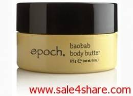 Baobad body butter epoch