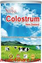sữa non Colostrum Total Swiss New Zealand