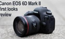 Review máy ảnh canon EOS 6D Mark II: nhiều nâng cấp đáng giá
