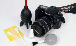 Vệ sinh máy ảnh canon như thế nào là đúng?