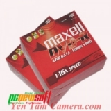 DVD MAXELL 16X, 4.7GB