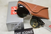 RAY-BAN-CLUBMASTER-RB3016-W0365-AUTHENTIC