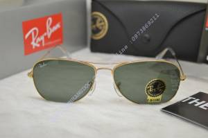 KÍNH MẮT - RAYBAN RB3362 001 59-14 COCKPIT (AUTHENTIC)