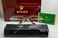 GỌNG KÍNH CẬN ROLEX K226224 18K GOLD TITANIUM