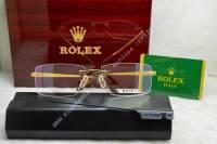 GỌNG KÍNH KHOAN ROLEX K226227 18K GOLD TITANIUM