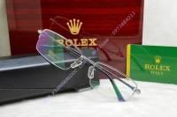 GỌNG KÍNH CẬN ROLEX 12K SILVER K116235