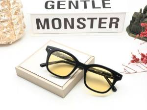 GỌNG KÍNH THỜI TRANG CAO CẤP GENTLE MONSTER SOUTH SIDE YELLOW COLOR 2019