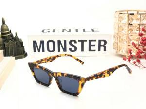 KÍNH THỜI TRANG NỮ CAO CẤP GENTLE MONSTER - GENTLE MONSTER CHAPSSAL BROWN