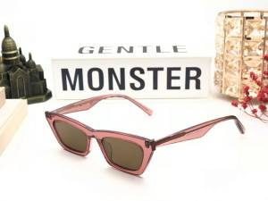 KÍNH THỜI TRANG NỮ CAO CẤP GENTLE MONSTER - GENTLE MONSTER CHAPSSAL RED