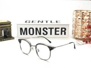GỌNG KÍNH THỜI TRANG CAO CẤP GENTLE MONSTER - GENTLE MONSTER GM ALIO GREY