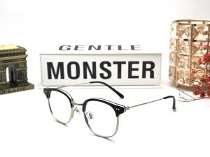 GỌNG KÍNH THỜI TRANG CAO CẤP GENTLE MONSTER - GENTLE MONSTER GM ALIO BLACK