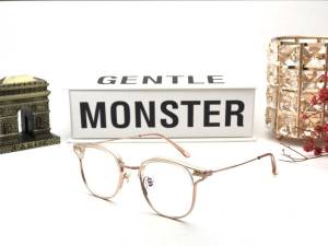 GỌNG KÍNH THỜI TRANG CAO CẤP GENTLE MONSTER - GENTLE MONSTER GM ALIO PINK
