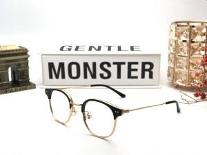 GỌNG KÍNH THỜI TRANG CAO CẤP GENTLE MONSTER - GENTLE MONSTER GM ALIO GOLD