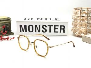 GỌNG KÍNH CẬN GENTLE MONSTER - GENTLE MONSTER COCO GOLD BROWN