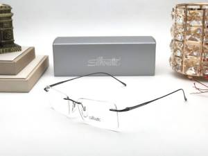GỌNG KÍNH CẬN CAO CẤP SILHOUETTE GLASSSES - SILHOUETTE GLASSSES 7846 GREY
