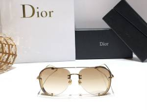 KÍNH MẮT NỮ HOTGIRL CAO CẤP DIOR - DIOR STELLAIRE CD0306S GOLD BROWN
