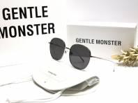 KÍNH MẮT THỜI TRANG CAO CẤP GENTLE MONSTER - GENTLE MONSTER DOUBLEBREAD SILVER BLACK