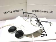 KÍNH MẮT THỜI TRANG CAO CẤP GENTLE MONSTER - GENTLE MONSTER ALIO SILVER GREY