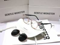 KÍNH MẮT THỜI TRANG CAO CẤP GENTLE MONSTER - GENTLE MONSTER ALIO SILVER PINK