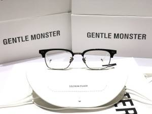 GỌNG KÍNH CẬN CAO CẤP NEW 2020 GENTLE MONSTER - GENTLE MONSTER HAVANA SILVER BLACK