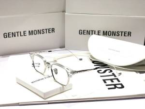 GỌNG KÍNH CẬN CAO CẤP NEW 2020 GENTLE MONSTER - GENTLE MONSTER HAVANA WHITE