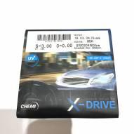 Tròng kính CHEMI Hàn Quốc - CHEMI X-DRIVE 1.60 ASP X-DRIVE