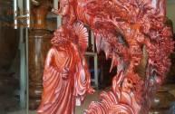 Tượng Đạt Ma - Ý Nghĩa của Đạt Ma trong phong thủy