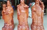 ý nghĩa của bộ tam đa Phúc - Lộc - Thọ