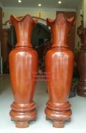 Lục Bình Gỗ Gõ Đỏ LBG4001